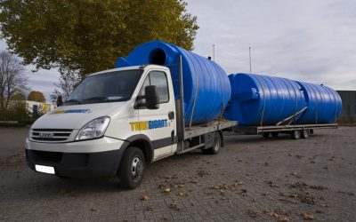 Vermietung wassertanks