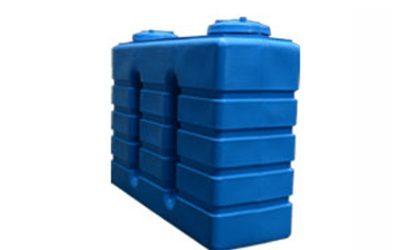 Rechteckige Wassertanks